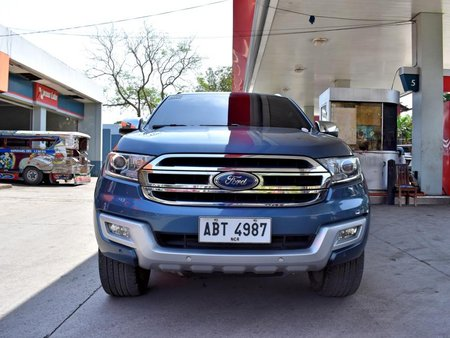 2nd Hand 2016 Ford Everest for sale in Lemery
