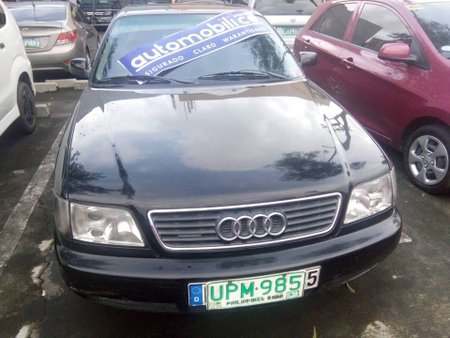 1997 AUDI A6+ Gas MT Green For Sale