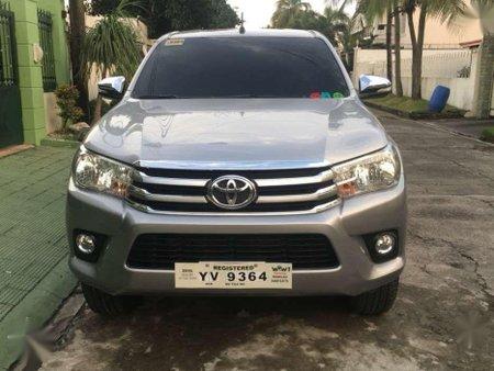 2016 Toyota Hilux Revo G 4x2 Automatic