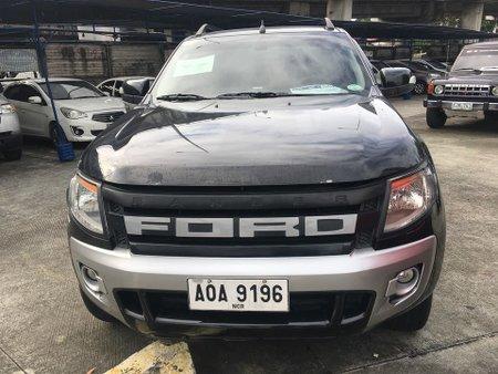 2014 Ford Ranger Black For Sale
