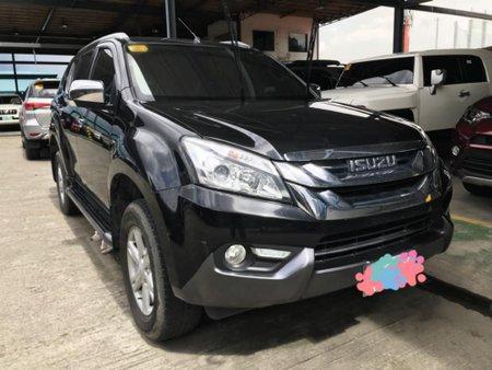 2016 Isuzu Mu-X for sale