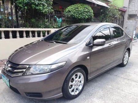 2013 Honda City Brown For Sale