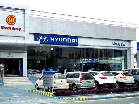 Hyundai Manila Bay