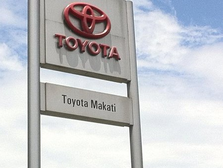 Toyota, Makati