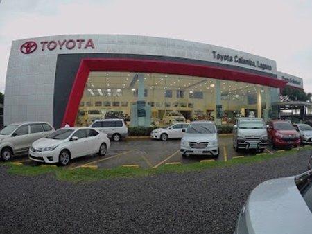 Toyota, Calamba Laguna