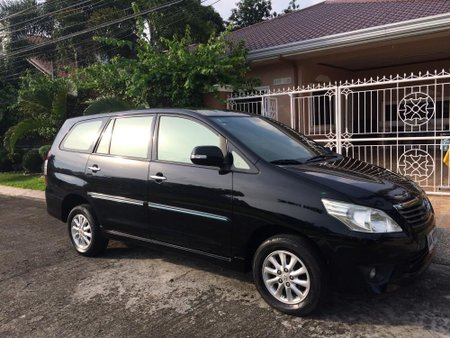 2014 Toyota Innova 2.0 G Automatic Gas For Sale