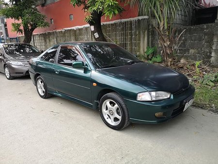 1999 Mitsubishi Lancer GSR Green For Sale