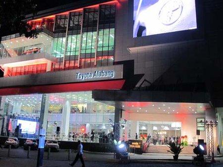 Toyota, Alabang