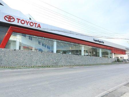 Toyota, Baguio
