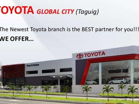 Toyota, Global City
