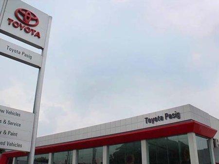 Toyota, Pasig