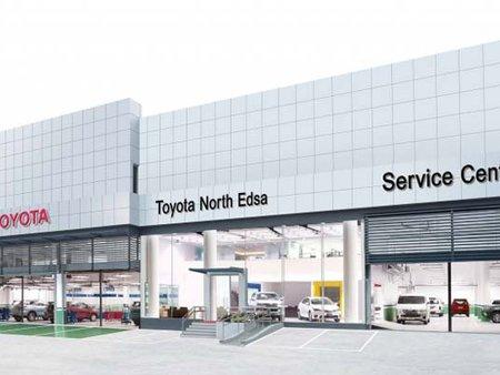 Toyota, North EDSA