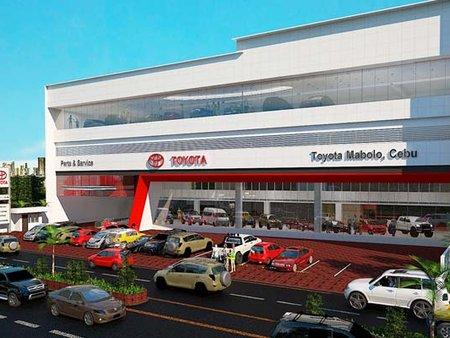 Toyota, Mabolo Cebu