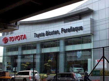 Toyota, Bicutan