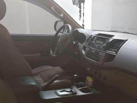 Toyota Fortuner 2012 AT G FOR SALE