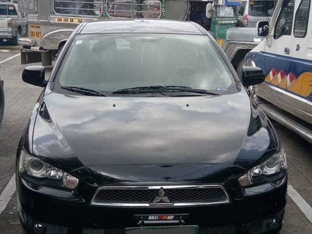 Mitsubishi Lancer EX 2008 Black For Sale