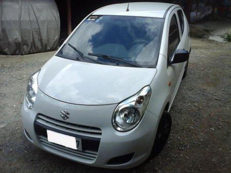 2014 Suzuki Celerio (Acquired 2015)