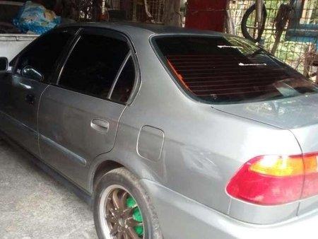 Honda Civic Metallic Gray 1999 model SIR