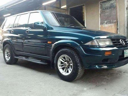 Ssangyong Musso 1997 for sale