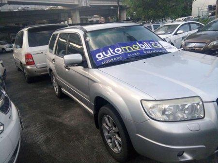 Subaru Forester 2006 Automatic Gasoline P288,000