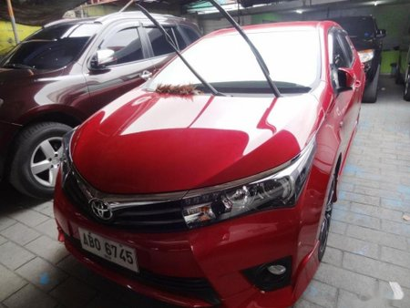 2015 Toyota Corolla Automatic Gasoline well maintained