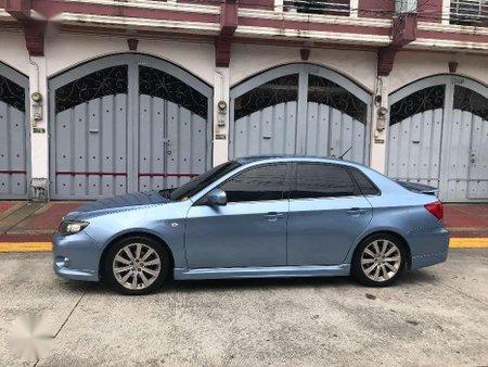 2012 Subaru Impreza sedan Gas engine Local