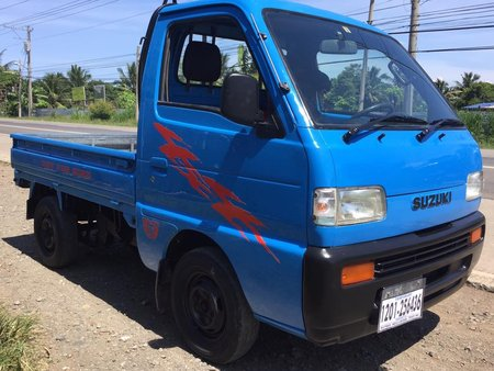 Sell Red 2020 Suzuki Carry Truck in Lapu-Lapu