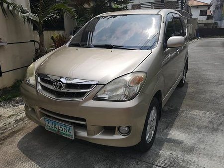 2007 Toyota Avanza G Golden For Sale