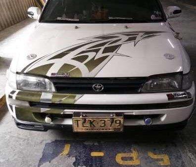 Toyota Corolla 1993 Model Big Body (Customized)