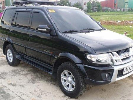 Almost brand new Isuzu Sportivo Diesel 2015
