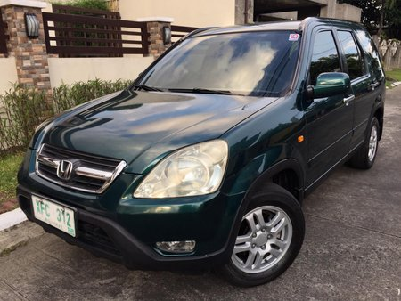 Honda Cr-V 2002 for sale