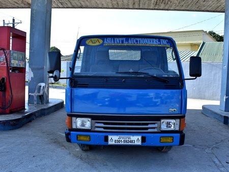 Selling Blue Mitsubishi CanterA 2006 Truck Manual Diesel