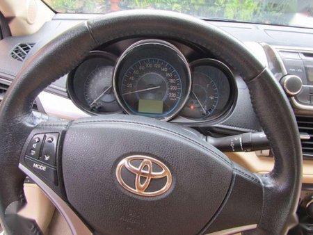 2014 Toyota Vios 15 G Manual Transmission