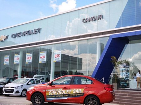 Chevrolet, CamSur