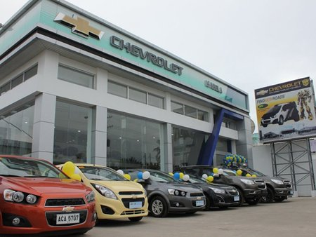 Chevrolet, Isabela
