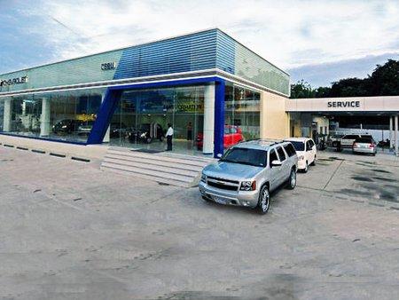 Chevrolet, Cebu