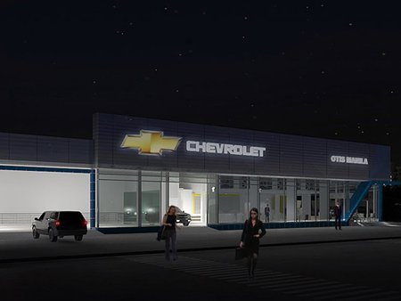 Chevrolet, Otis Manila