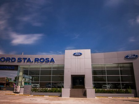 Ford, Sta. Rosa