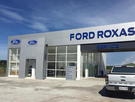 Ford, Roxas
