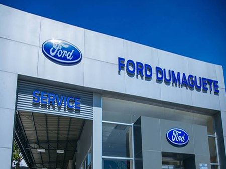 Ford, Dumaguete