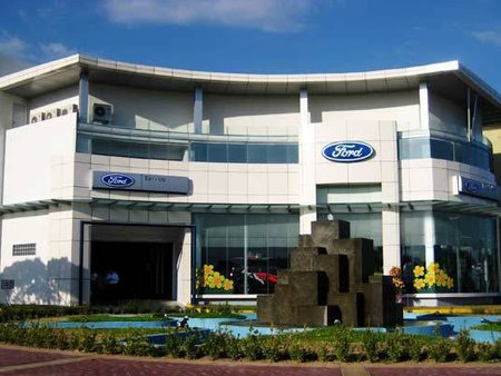 Ford, Subic