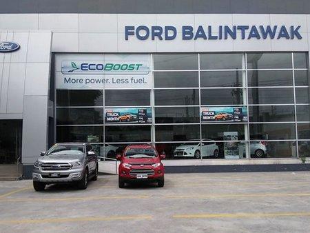 Ford, Balintawak (ANC Group)