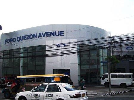 Ford, Quezon Avenue