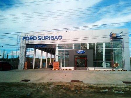Ford, Surigao
