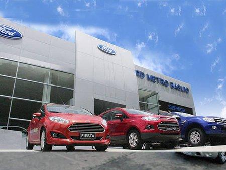 Ford, Metro Baguio