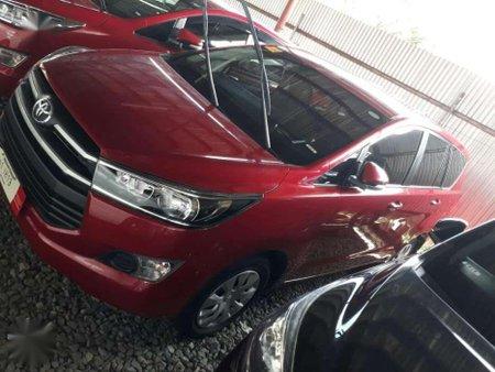 2017 Toyota Innova 2 8J Manual transmission 533018