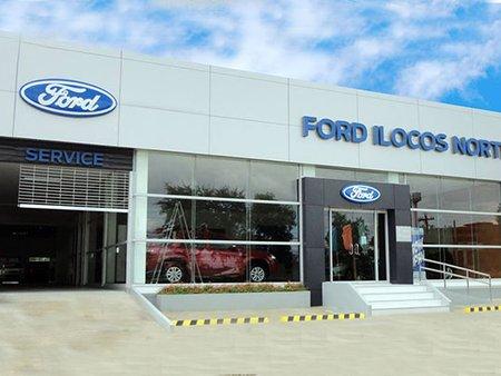 Ford, Ilocos Norte