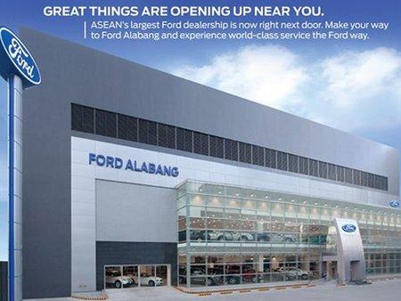 Ford, Alabang