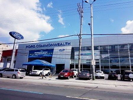 Ford, Commonwealth