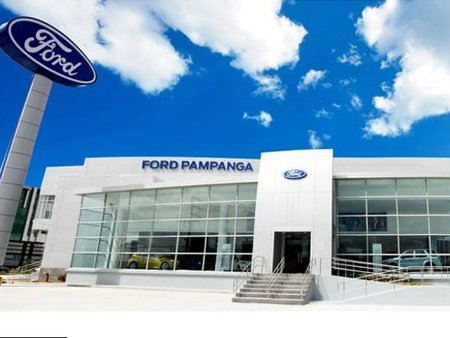 Ford, Pampanga